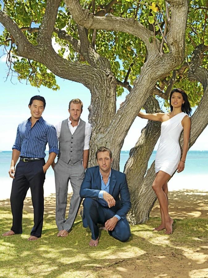 On récupère les épisodes de Hawaii 5-0 qu'on a manqués samedi dernier sur M6…