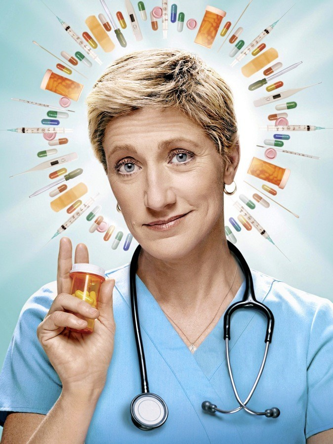 """La série """"Nurse Jackie"""" sur Canal + à 22h20 !"""