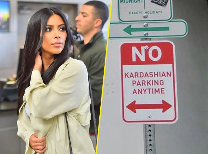 Kim Kardashian et sa famille interdits de parking à Los Angeles !