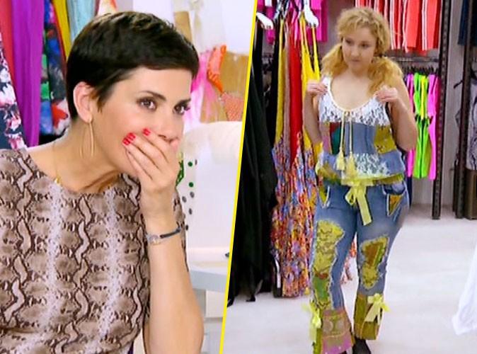 Les Reines du Shopping : Cristina Cordula reste sans voix devant le look improbable d'une candidate !