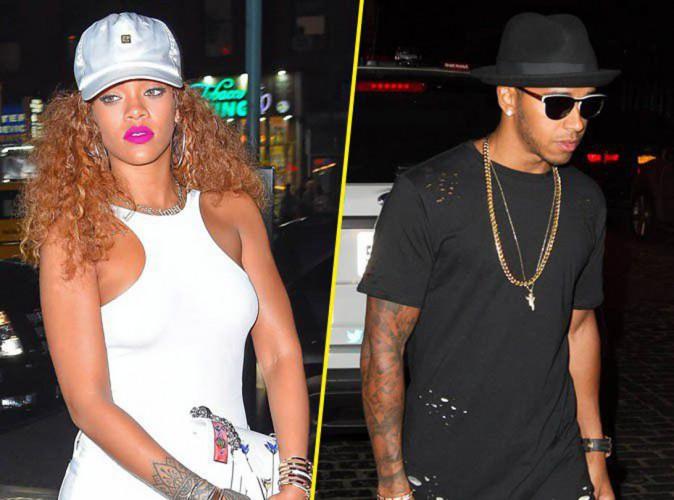 Lewis Hamilton casse sa tirelire pour séduire Rihanna !