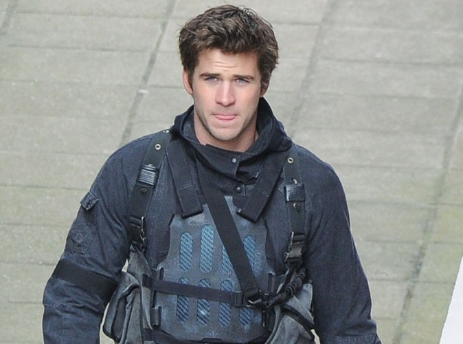 Liam Hemsworth : il s'est blessé sur le tournage d'Hunger Games !