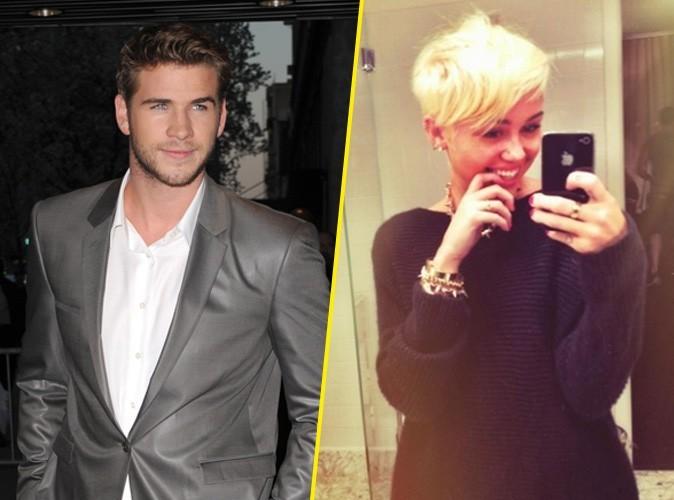 """Liam Hemsworth : """"La nouvelle coiffure de Miley est géniale"""" !"""