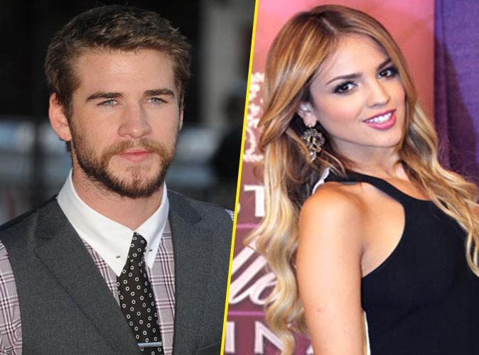 Liam Hemsworth : Miley Cyrus déjà aux oubliettes... L'acteur sort bel et bien avec Eiza Gonzales ! Photo du bisou à l'appui !