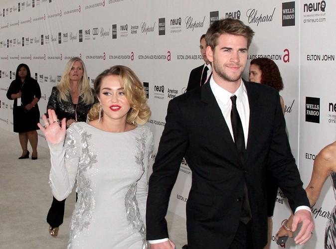 """Liam Hemsworth : """"Miley est très compréhensive !"""""""