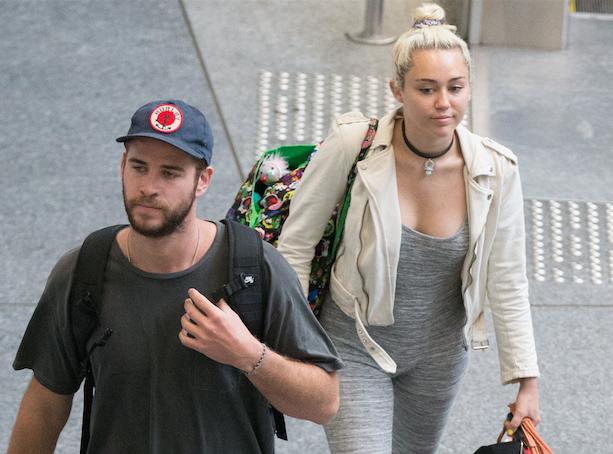 Liam Hemsworth ne veut pas d'enfant avec Miley Cyrus !