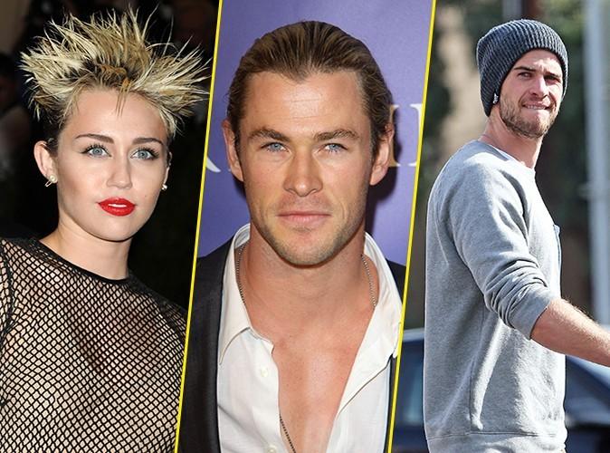 Liam Hemsworth : ses frères veulent qu'il quitte Miley Cyrus pour de bon !