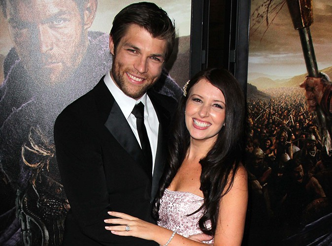 Liam McIntyre : l'acteur phare de Spartacus s'est marié !
