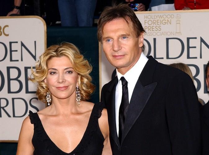 Liam Neeson : il évoque avec douleur le décès de sa femme, Natasha Richardson...