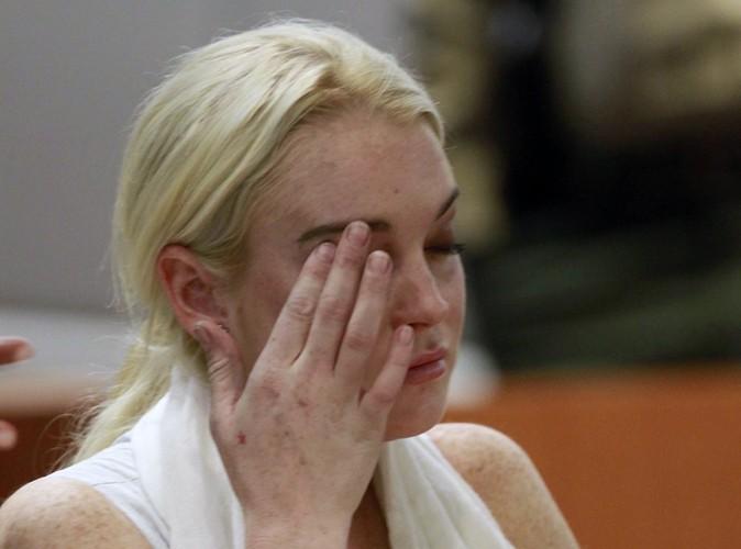 Lindsay Lohan : 30 jours derrière les barreaux !