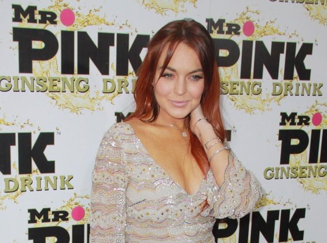 Lindsay Lohan : accusée d'avoir menti à la police, elle risque de retourner en prison !