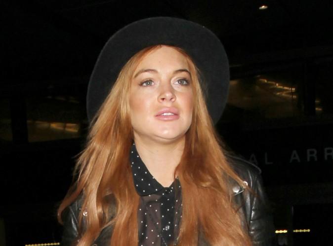 """Lindsay Lohan : """"Au lieu de m'aider, ils m'ont punie""""…"""