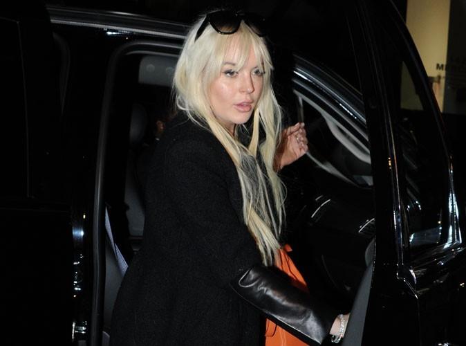 """Lindsay Lohan : """"clean et sobre"""", elle n'est plus la party girl d'autrefois !"""