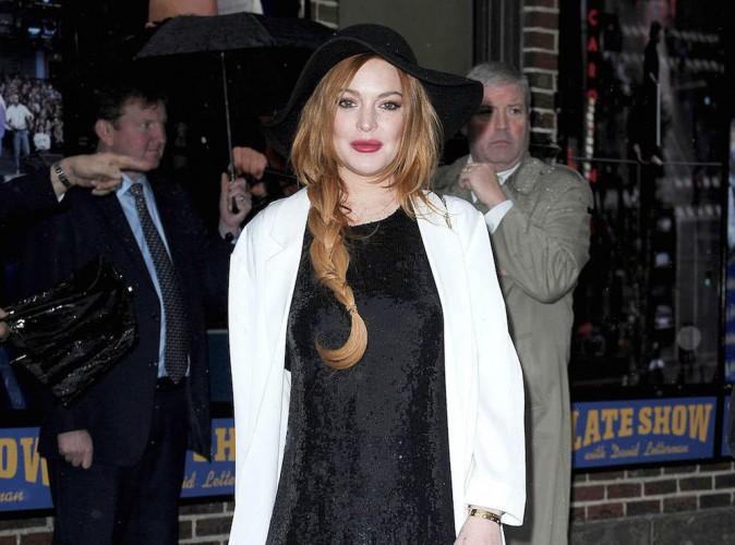 """Lindsay Lohan continue de boire : """"J'ai merdé"""" !"""