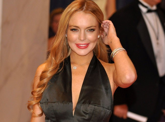 Lindsay Lohan : elle bosse dur pour préparer son nouveau rôle, la preuve !