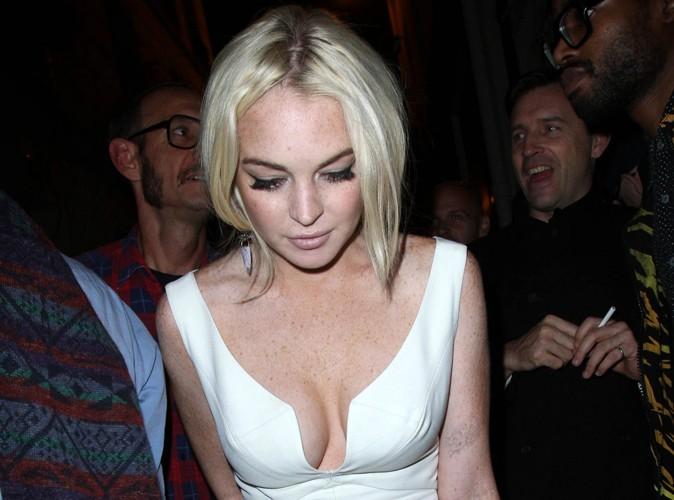 Lindsay Lohan : elle doit refaire ses photos pour Playboy !