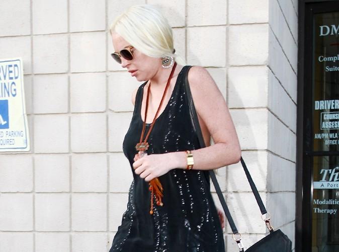 Lindsay Lohan : elle essaye de voler un homme marié !