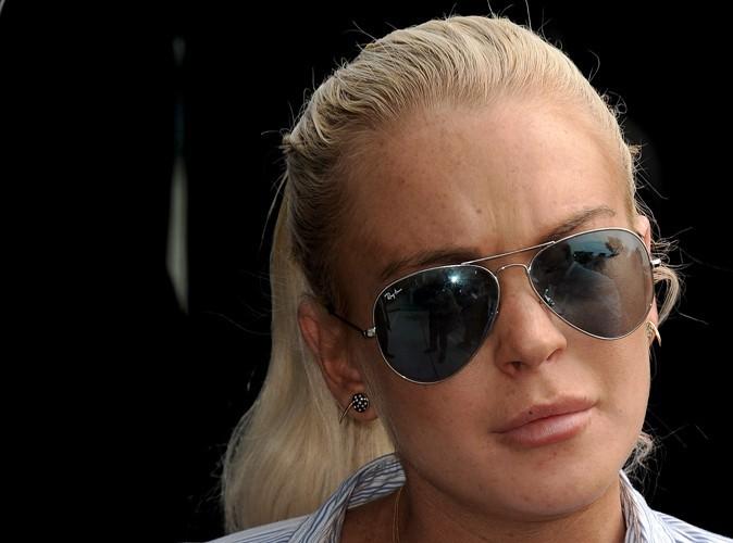 Lindsay Lohan : elle invente une excuse pourrie pour justifier ses actes !