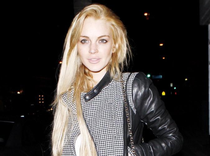 """Lindsay Lohan : Elle se dit """"amie"""" avec la nouvelle girlfriend de son ex !!! Mais bien sûr..."""
