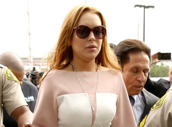 Lindsay Lohan : elle touche le jackpot avant d'entrer en rehab !