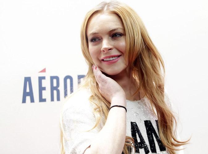 """Lindsay Lohan : elle va jouer les futures mariées dans la série """"2 Broke Girls"""" !"""