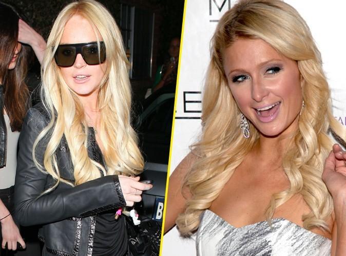 Lindsay Lohan et Paris Hilton : les deux ex ennemies se retrouvent pour faire la fête jusqu'au bout de la nuit !