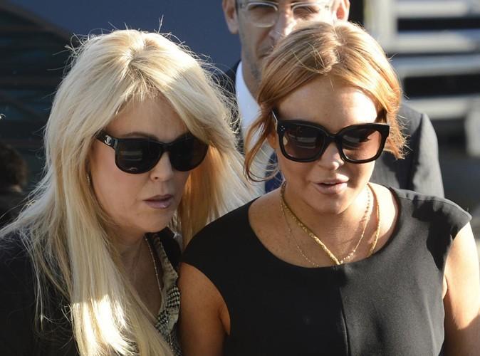 Lindsay Lohan : fin de la trêve, ses parents recommencent à se déchirer !