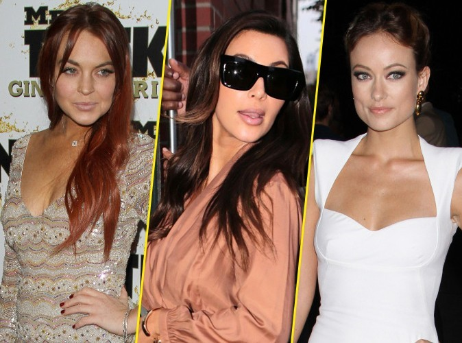 Lindsay Lohan, Kim Kardashian, Olivia Wilde : découvrez les réactions des stars face à l'ouragan Sandy !