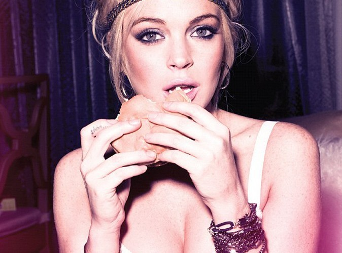 Lindsay Lohan, la bad girl la plus hot du monde !