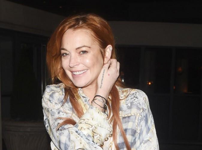 Lindsay Lohan : la star se promène nue dans la boutique Selfridges à Londres... scandale assuré !