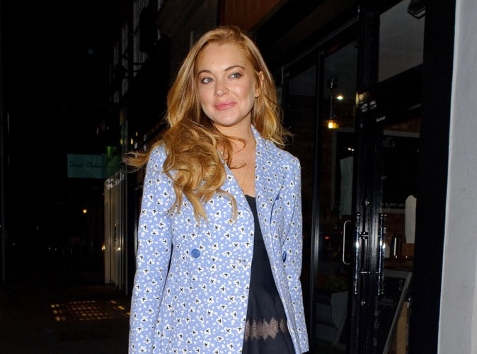 Lindsay Lohan menteuse, elle retourne chez le juge !