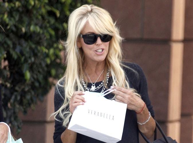 Lindsay Lohan : sa mère Dina va exploiter ses malheurs !