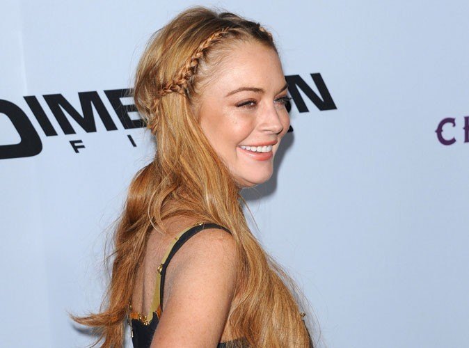 Lindsay Lohan : toujours aussi accro, la rehab n'a aucun effet sur elle !