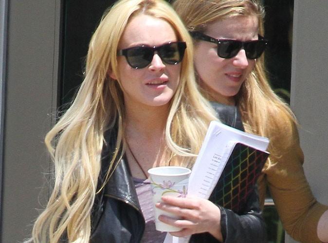 Lindsay Lohan : traquée par un homme qui lui fait peur ! Parano ou pas ?