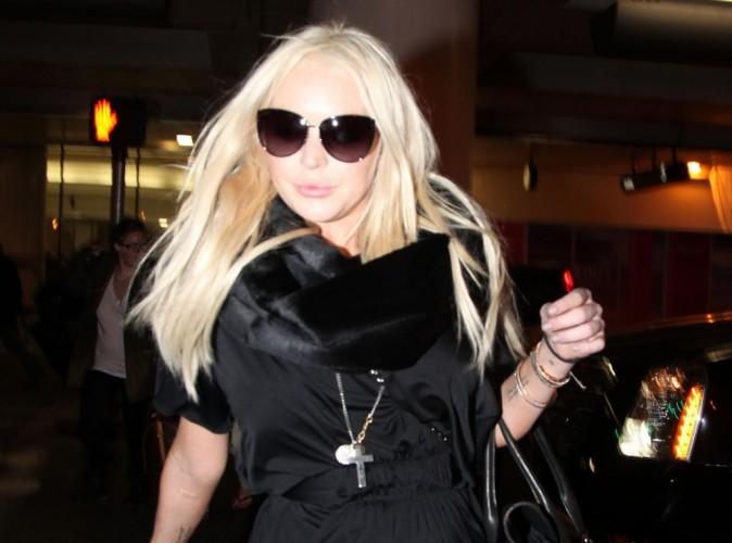 Lindsay Lohan : un nouveau tatouage sans aucun regret !