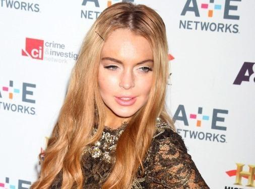 Lindsay Lohan victime d'un accident de voiture...