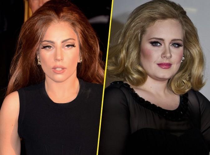 Lady Gaga jalouse d'Adele ?