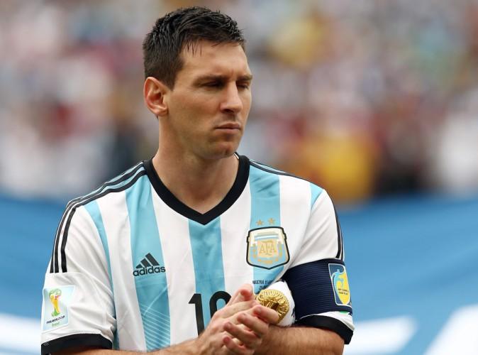 Lionel Messi : vexé, il refuse un prix !