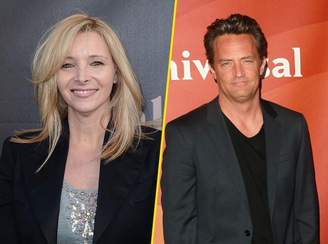 """Lisa Kudrow et Matthew Perry : """"On aurait voulu ne jamais arrêter Friends !"""""""