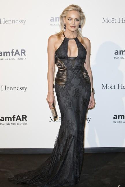 Sharon Stone hospitalisée d'urgence...