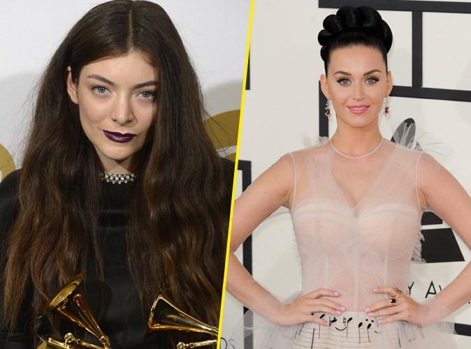 Lorde : elle a refusé de partir en tournée avec Katy Perry !