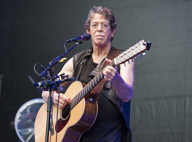 Lou Reed : le rockeur de légende s'est éteint à 71 ans...