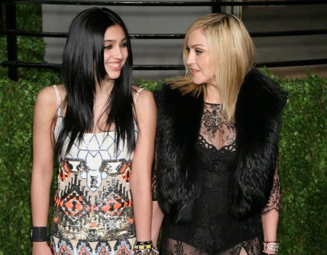 Lourdes, la fille de Madonna se lance dans la chanson !