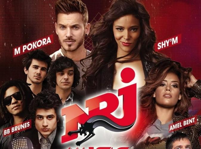 M. Pokora, Shy'm, Amel Bent... Un véritable parterre de stars attendu à Lyon pour le NRJ Music Tour!