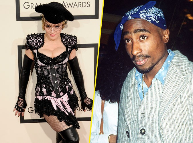 Madonna : 20 ans après, elle confirme enfin son histoire avec Tupac !