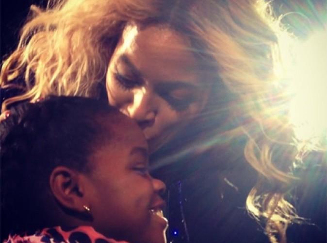 Madonna : accompagnée sa fille Mercy James, elle joue les groupies au concert de Beyoncé !