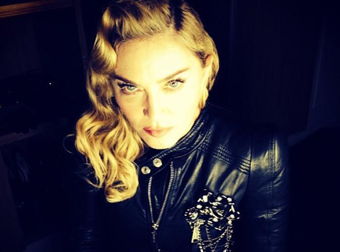 Madonna : elle commet (encore) une grosse boulette et s'excuse !