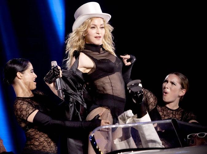 Madonna : fuite à bord !  Ecoutez son nouveau single !