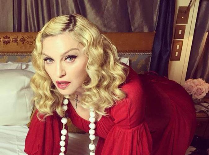 Madonna : Giorgio Armani la tacle suite à sa chute au BRIT Awards !