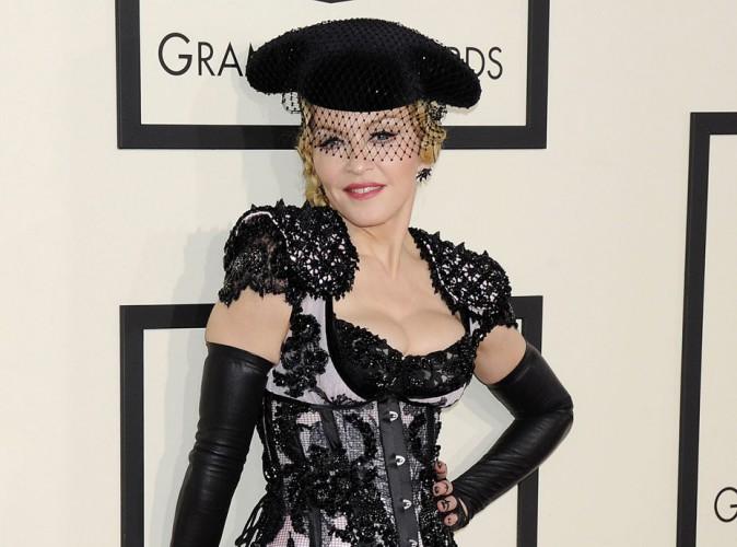 """Madonna : """"L'intolérance en France me fait penser à l'Allemagne nazie"""" !"""